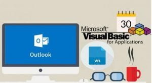 Save Outlook attachments using VBA.
